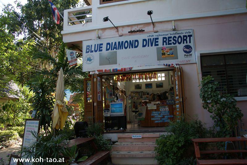 Fotos blue diamond dive resort ko tao mae haad bay koh tao thailand - Ko tao dive resort ...