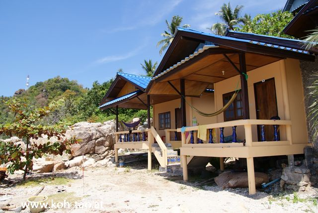 Orchid Bungalows – June Juea Beach – Koh Tao